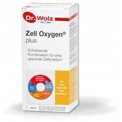 Zell Oxygen® plus Dr. Wolz 250ml