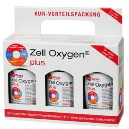 Zell Oxygen® plus Kurpackung Dr. Wolz 250ml