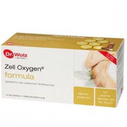 Zell Oxygen® formula Dr. Wolz 14 x 20ml ampulky